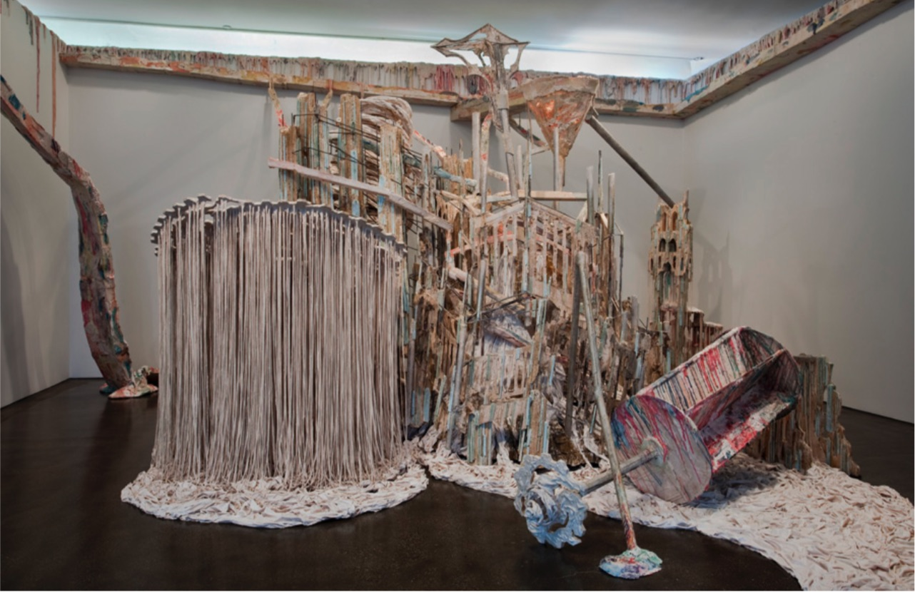 Visiting Artist: Diana Al-Hadid
