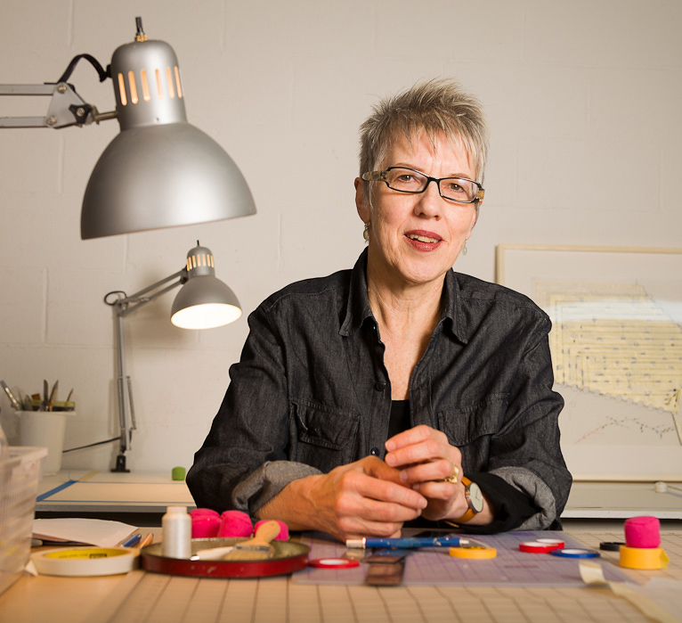 Jane Lackey: Mapping Active-Passive