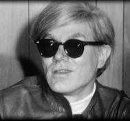 Andy Warhol at UO, 1968