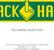 QuackHack: The Gaming Hackathon