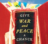 Professor Andrew Kaufman, Give War & Peace a Chance""