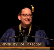 Investiture of UO President Michael Schill