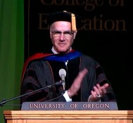 College of Education Commencement Ceremony 6/13/2016