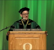 University of Oregon Commencement Ceremony 6/13/2016