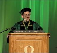 University of Oregon Commencement Ceremony, June 19, 2017