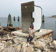 "Sam Moyer: ""Stone Hinge""- Department of Art Visiting Artist Lecture Series"