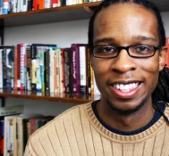 """""""Stamped from the Beginning: The Definitive History of Racist Ideas in America,"""" a public talk by 2016 National Book Award Winner Dr. Ibram X. Kendi"""