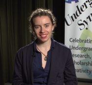 2017 Undergraduate Symposium-student interviews: Grace Hanich