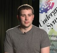 2017 Undergraduate Symposium-student interviews: Wesley Bryant