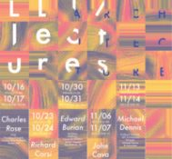 Architecture Department Fall Lecture Series: Michael Dennis