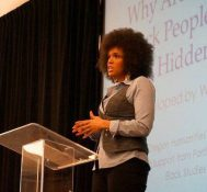 """Why Aren't There More Black People in Oregon?: A Hidden History"" with Walidah Imarisha,"