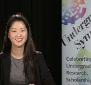 2018 Undergraduate Symposium-student interviews: Ha Eun Kim