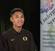 2018 Undergraduate Symposium-student interviews: Nolan Caballero Jr.