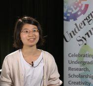 2018 Undergraduate Symposium-student interviews: Shuxi Wu