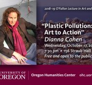 "Dianna Cohen: ""Plastic Pollution: Art to Action"""