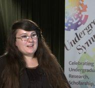 2019 Undergraduate Symposium-student interviews: Ana Cecelia Barajas
