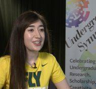 2019 Undergraduate Symposium-student interviews: Elmira Louie
