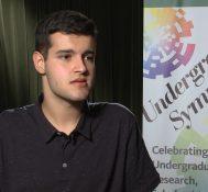 2019 Undergraduate Symposium-student interviews: Ivo Decarlis