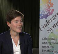 2019 Undergraduate Symposium-student interviews: Momo Wilms-Crowe
