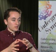 2019 Undergraduate Symposium-student interviews: Ryan Leriche